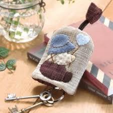 Pin by Małgorzata Bogumiła on Portweliki, kosmetyczki ... & Japanese craft kits, bag purse. Key CoversQuilt ... Adamdwight.com