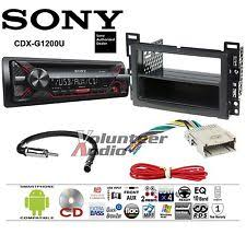 cobalt wiring harness sony cd player car stereo radio install dash kit wiring harness antenna fits cobalt