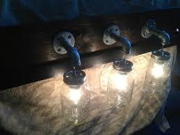 bathroom lighting fixtures rustic lighting. primitive rustic mason jar hanging light fixture country wood vanity bathroom mason jar vintage light rustic lighting fixtures