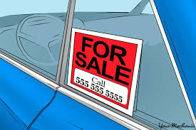 For Sale Signs Car Window 5 X Car Vehicle For Sale Signs Boards