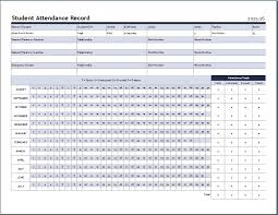 microsoft word teplates ms word school attendance sheet template formal word templates