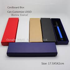 whole cardboard gift case black paper pen box manufacturer custom jewelry bo can customize logo c031