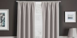 Black Patterned Curtains Awesome Inspiration Ideas