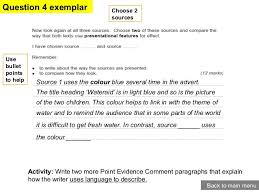 AQA GCSE English Paper   Section A revision by ajs      Teaching     Tes GCSE English Language Paper Explorations in creative reading and Tes