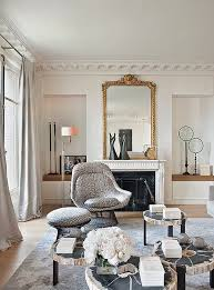 Parisian Style Living Room 62Parisian Style Living Room