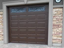 brown garage doors with windows. Single Car Brown Garage Door Doors With Windows R