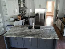 Brown Granite Kitchen Countertops Fantasy Brown Quartzite Kitchen Island Countertop Ecstatic