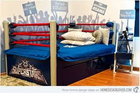 Home Decor Idea Best Wrestling Bedroom Decor