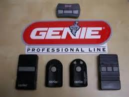 genie garage doorsGenie Intellicode Garage Door Opener Remote On Genie Garage Door