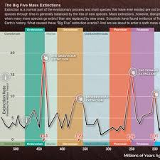 Extinction Timeline Chart The Making Of Mass Extinctions
