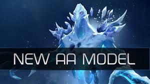 dota 2 new ancient apparition model patch 7 07 youtube