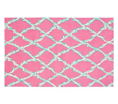 wonderful lilly pulitzer rug of deep dive trellis pottery barn kids