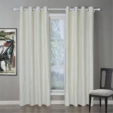 Fenster Gardinen Weiß Einfach Weich Lärmisolierung Schutz