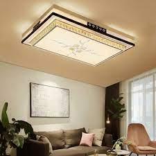 flush mount light fixtures for living room