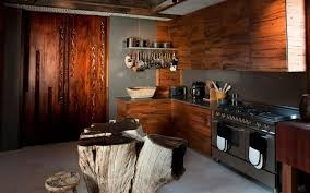 african style furniture. Furniture:Awesome Arfican Kitchen Style With L Shaped Brown Wood Counter Also African Furniture E
