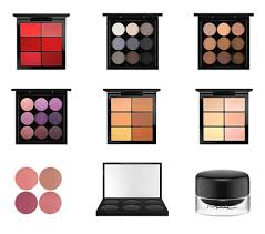 starter kit from professional makeup brand mac cosmetics mac pro lip palette 6 editorial reds