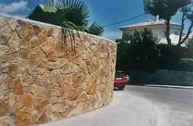 En Piedra NaturalFachada De Piedra Natural