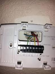 honeywell 5000 wiring diagram honeywell 5000 thermostat wiring honeywell thermostat wiring 4 wire at Honeywell Thermostat Wiring Diagram