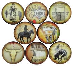western cabinet hardware. Western Cabinet Hardware With Endearing Old West Cowboy Knobs 8 Piece Set Southwestern