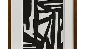 hobby canvas and red black gol metal metallic target lips grey white bathroom home wall art