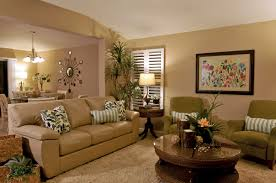 Palm Tree Decor For Living Room Living Room Gorgeous Living Room Decorated With White Rug Carpet
