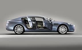 Aston-Martin Rapide S technical details, history, photos on Better ...