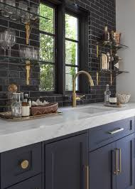 The 10 Best Kitchens On Pinterest With Gold Hardware Kitchen