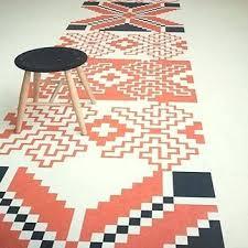 Patterned Linoleum Flooring Adorable Patterned Linoleum Flooring Designing With Funky Lino Uk Livingthere