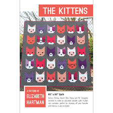 Elizabeth Hartman Quilt Patterns