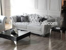 luxury villa living room sofa leather sofa set designs india