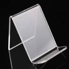 Cell Phone Display Stands Cellphone Display Shelf Commodity Shelf Clear Acrylic Wallets Show 62
