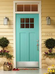 turquoise front door13 Favorite Front Door Colors  Front doors Bald hairstyles and Doors