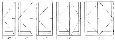 what is a standard door size - Solid.graphikworks.co
