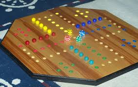 Wooden Aggravation Board Game Aggravation game 100 player 100 marbles in play WoodDesigner 79