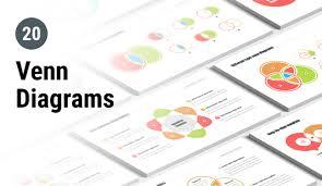 Venn Diagram Powerpoint Template Pack