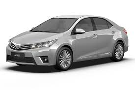 2014 Toyota Corolla Altis 3D model | CGTrader