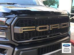 2018 ford grill. delighful 2018 image is loading 2018fordraptorsvtf150grilleletter with 2018 ford grill