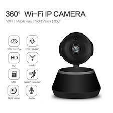 Ev Güvenlik Ip Kamera Kablosuz Akıllı Wifi Kameralar satın al / Outlet