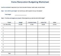 house building budget template free construction estimating spreadsheet for building and remodeling