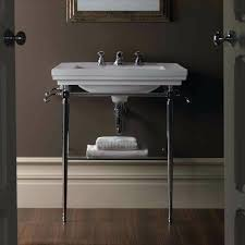 chrome sink legs. Delighful Chrome Glamorous Chrome Bathroom Sink Sinks With Legs Exquisite Intended  For  On Chrome Sink Legs R