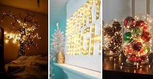 50 Trendy And Beautiful Diy Christmas Lights Decoration Ideas In 2021