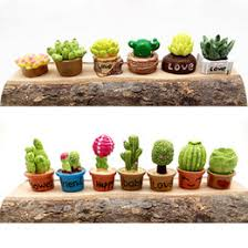 garden gifts whole nz small succulent flower vase set miniature fairy garden home decoration mini