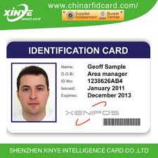 sample id cards pvc printed sample employee id cards buy employee id cards id card