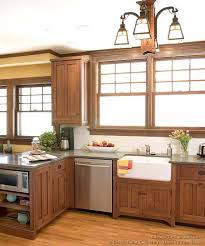 craftsman style kitchen lighting. 01, Mission Style Kitchen Cabinets Craftsman Lighting H