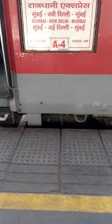 New Delhi Mumbai Central Rajdhani Express 12952 Irctc Fare