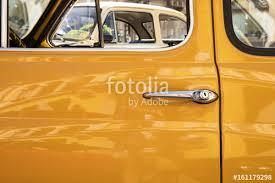 vintage car door handles. Modren Door Detail Of Italian Classic Vintage Car A Door And Handle An Old Yellow  Car For Vintage Car Door Handles