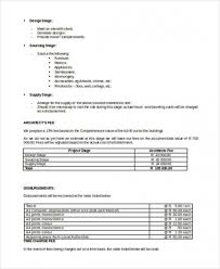 Event Proposal Pdf Inspiration Download 44 Design Proposals Free Documents In Word Pdf Top