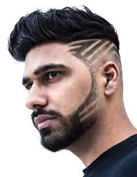 Side Cut Designs 17 Unique Haircut Designs For Men