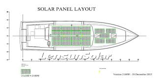how to install marine solar panels lensun solar panel lensunsolar sailboat design for installing 21 x lensun 100w flexible solar panels