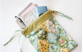 Drawstring Bag Pattern Adorable How To Make A Drawstring Bag Sew Mama Sew